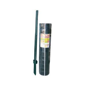 アニマルフェンスです。 フェンス(金網)、専用支柱、L型斜め支えサポート支柱 の簡単セットです。  ...