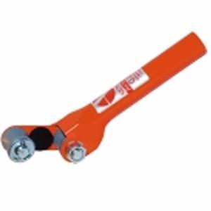 パイプ 抜き パイプハンド G25 19.1-25.4mm 管用 手持ち式 パイプハウス 管 支柱 抜き 挿し サンエーZ