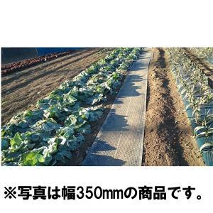 農道マット 5mm厚×幅350mm×長さ2m 魚瀬ゴム【代引不可】