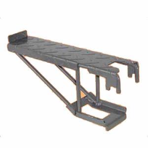 基礎用簡易足場。 型枠をまたぐステップとして。 高基礎、深基礎の現場には足場板を載せて使用できます。...