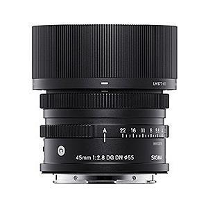 45mm F2.8 DG DN Contemporary  TL SIGMA 45mm F2.8 D...
