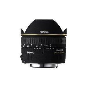 AF15F28EXDGFISE SIGMA 15mm F2.8 EX DG DIAGONAL FIS...