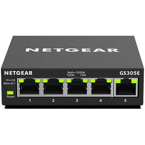 【在庫目安:あり】 NETGEAR GS305E-100JPS GS305E ギガビット5ポート ア...