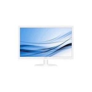 【在庫目安:あり】PHILIPS  223V5LHSW/11 21.5型ワイド液晶ディスプレイ ホワイト 5年間フル保証 plusyu