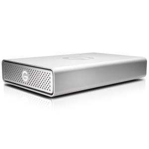 【在庫目安:お取り寄せ】G-Technology  0G03677 G-DRIVE USB G1 6000GB Silver JP|plusyu