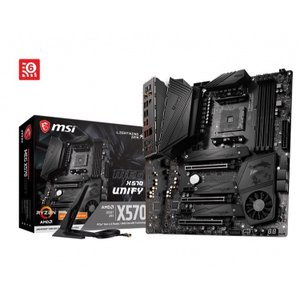 【在庫目安:お取り寄せ】 MSI MEG X570 UNIFY AMD X570 ATX ゲーミング...