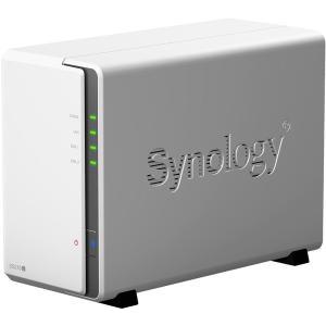 DS218j Synology シノロジー DiskStation デュアルコアCPU搭載多機能パー...