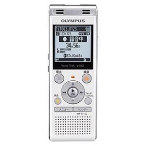【在庫目安:僅少】OLYMPUS  V-862 WHT ICレコーダー Voice-Trek (ホワイト)|plusyu