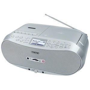 【在庫目安:お取り寄せ】SONY  CFD-RS501 CDラジオカセット メモリーレコーダー