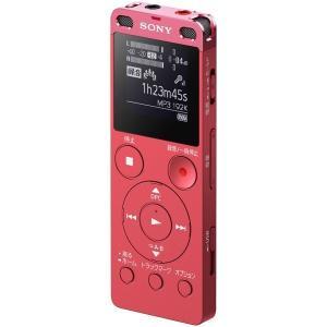 【在庫目安:あり】SONY  ICD-UX560F/P ステレオICレコーダー FMチューナー付 4GB ピンク|plusyu