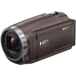 【在庫目安:僅少】SONY  HDR-CX680/TI デジタルHDビデオカメラレコーダー Handycam CX680 ブロンズブラウン plusyu