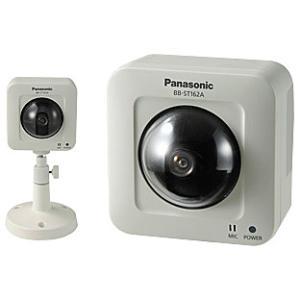 【在庫目安:お取り寄せ】Panasonic  BB-ST162A ネットワークカメラ(屋内タイプ)|plusyu