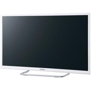 【在庫目安:僅少】Panasonic  TH-32ES500-W 32V型地上・BS・110度CSデジタルハイビジョン液晶テレビ (ホワイト)|plusyu