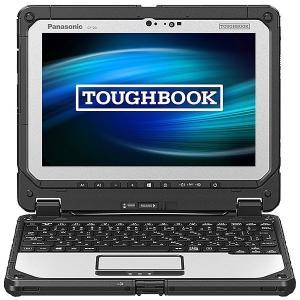 【在庫目安:お取り寄せ】Panasonic  CF-20E0385VJ TOUGHBOOK CF-20 (Core i5-7Y57vPRO/ MEM4GB/ SSD128GB/ Win10Pro64) plusyu