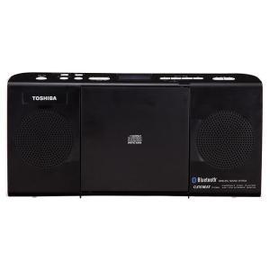 【在庫目安:お取り寄せ】東芝  TY-CW26(K) Bluetooth対応CDラジオ (ブラック)|plusyu