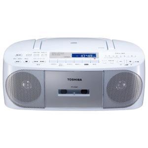 【在庫目安:お取り寄せ】東芝  TY-CDS7(S) CDラジオカセットレコーダー (シルバー)|plusyu