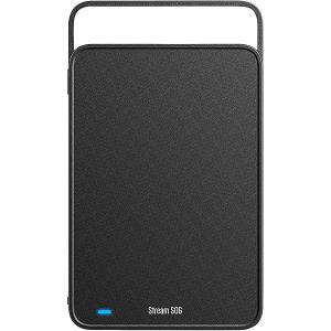 【在庫目安:お取り寄せ】シリコンパワー  SP020TBEHDS06A3KTV USB3.0/ 2.0対応 Stream S06 3.5インチ外付けHDD 2TB|plusyu