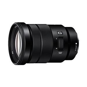 【在庫目安:お取り寄せ】 SONY(VAIO) SELP18105G Eマウント交換レンズ E PZ...