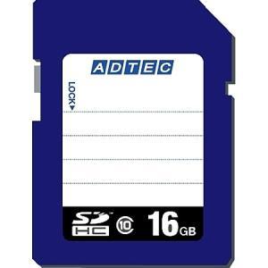 【在庫目安:お取り寄せ】アドテック  AD-SDTH16G/10 SDHCカード 16GB Class10 データ復旧サービス付き|plusyu