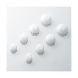 【在庫目安:お取り寄せ】ELECOM  EHP-CAP10 カナルタイプヘッドセット用 スペアイヤーキャップ/ XS・S・M・L×各2|plusyu