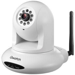 【在庫目安:あり】IODATA  TS-WPTCAM2 有線/ 無線LAN対応ネットワークカメラ 「Qwatch(クウォッチ)」|plusyu
