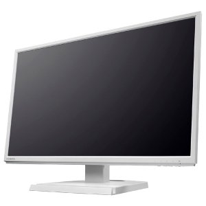 【在庫目安:お取り寄せ】IODATA  LCD-DF241EDW 「5年保証」広視野角ADSパネル採用 DisplayPort搭載23.8型ワイド液晶ディスプレイ ホワイト|plusyu