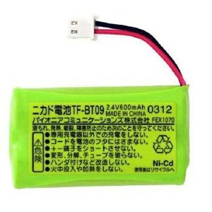 【在庫目安:僅少】パイオニア  TF-BT09 ニカド電池 TF-EV120、CV320、FV220、SV520、FS12子機専用|plusyu