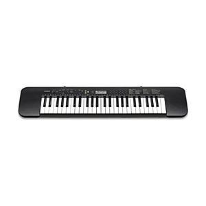 【在庫目安:お取り寄せ】CASIO  CTK-240 電子キーボード(49鍵盤)|plusyu