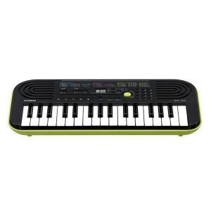 【在庫目安:僅少】CASIO  SA-46 電子キーボード 32ミニ鍵盤|plusyu