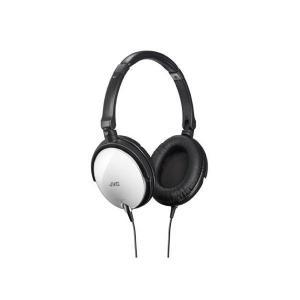 【在庫目安:お取り寄せ】 JVCケンウッド HA-S600-W ステレオヘッドホン(ホワイト)