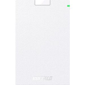 【在庫目安:僅少】BUFFALO  HD-PCG500U3-WA ミニステーション USB3.1(Gen.1)対応 ポータブルHDD スタンダードモデル ホワイト 500GB|plusyu