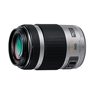 【在庫目安:お取り寄せ】Panasonic H-PS45175-S デジタル一眼カメラ用交換レンズ LUMIX G X VARIO PZ 45-175mm/ F4.0-5.6 ASPH./ POWER O.I.S. (シ…