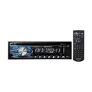 【在庫目安:お取り寄せ】パイオニア  DVH-570 DVD-V/ VCD/ CD/ USB/ チューナーメインユニット|plusyu