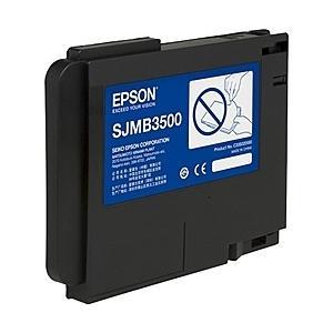 【在庫目安:お取り寄せ】EPSON  SJMB3500 TM-C3500用メンテナンスボックス|plusyu