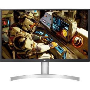 【在庫目安:僅少】LG電子  27UL550-W 27型4K液晶ディスプレイ(HDR10/ IPS/ FreeSync/ ブルーライト低減/ フリッカーセーフ/ ノングレア) plusyu