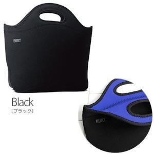 【送料無料】 BUILT マーケット トート [L/ブラック/BK]|plywood