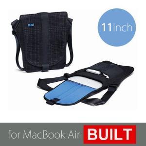 【送料無料】【あすつく対応】 BUILT ビルト Air Messenger Bag [ MacBook Air 11inch用メッセンジャーバッグ ]|plywood