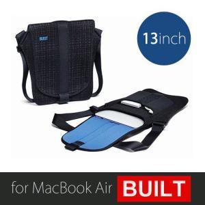 【送料無料】 BUILT ビルト Air Messenger Bag [ MacBook Air 13inch用メッセンジャーバッグ ]|plywood