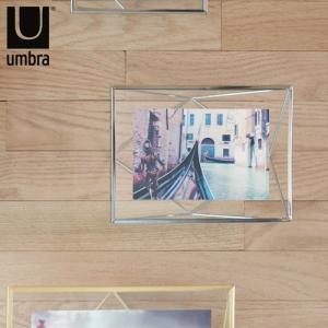フォトフレーム 写真立て umbra アンブラ プリズマフォトディスプレイ ≪4×6≫ あすつく対応 ポイント10倍|plywood