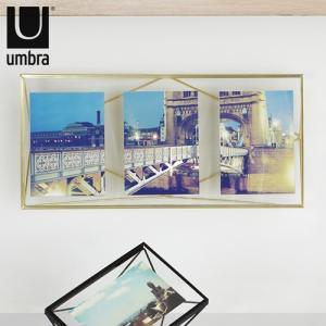 フォトフレーム 写真立て umbra アンブラ プリズママルチフォトディスプレイ ≪three 5×7≫ あすつく対応 ポイント10倍|plywood