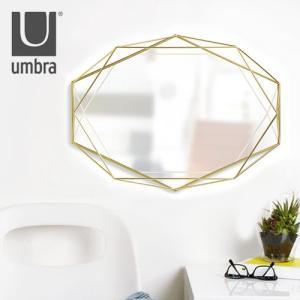 鏡 壁掛け アンブラ プリズマミラー umbra PRISMA MIRROR 送料無料 あすつく対応 ポイント10倍|plywood