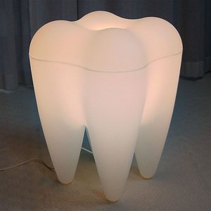 Tooth Lamp 【モダン】|plywood
