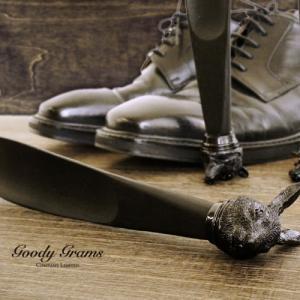 靴べら くつべら シューホーン ANIMAL SHOEHORN アニマルシューホーン goodygrams グッディグラムス 送料無料|plywood