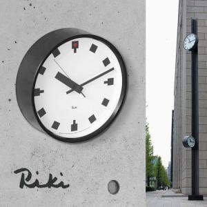 時計 壁掛け 掛け時計 riki watanabe 日比谷の時計 WR12-04 lemnos レムノス 時計 送料無料 plywood