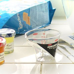 【OXO】 Angled Measuring Cup オクソー アングルドメジャーカップ [ミニ/60cc]|plywood