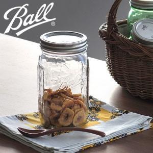 アメリカのキッチンで愛され続けて100年以上!米国・BALL社の密閉ビンは使い勝手の良さから、世界中...