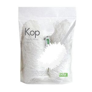 tidy Kop Handy Mop コップ ハンディモップ用スペアモップ糸 [ 1個入り ]|plywood
