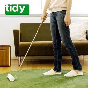 tidy Floor Roll Cleaner ティディ フロアロールクリーナー  [ 粘着 クリーナー コロコロ ] 日本製|plywood