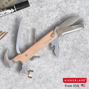 キッカーランド ウッドハンマーマルチツール|plywood