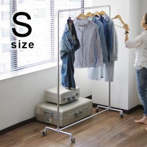 ハンガーラック ガス管 おしゃれ キャスター付 ガーメンツラック DETAIL Garments Rack (S 90cm) メーカー直送|plywood